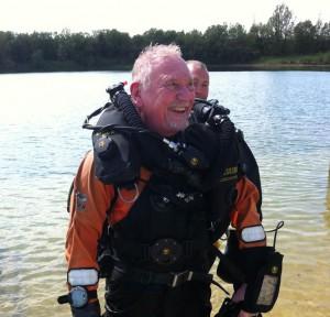 Chris Brightman, Stellar Divers, PADI Scuba School, Lincoln