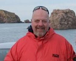 Martin Ainsworth PADI Course Director